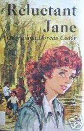 Reluctant Jane by Georgiana D Cedar (HB 1966 G/G) *
