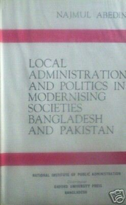 Local Administration and Politics in Modernising (HB G*