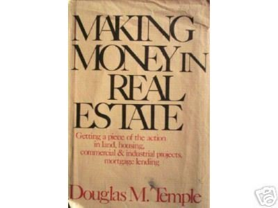 Making Money in Real Estate by Douglas Temple (HB 1976)