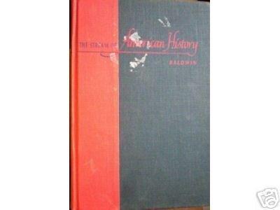 The Stream American History Vol II Leland Baldwin (HB *