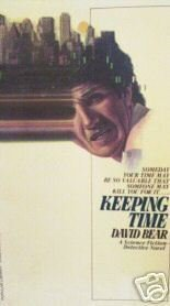 Keeping Time a Science Fiction Detective Novel Fre Ship