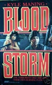 Blood Storm by Kyle Maning (MMP 1990 G)*