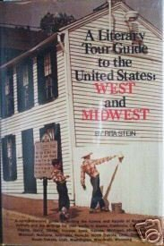 A Literary Tour Guide to the United States: West (HB )