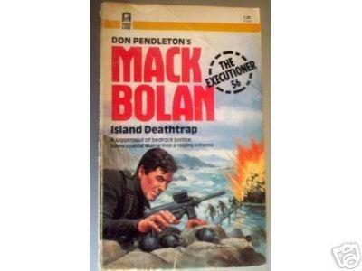 Executioner: Island Deathtrap #56 Don Pendleton (MMP *