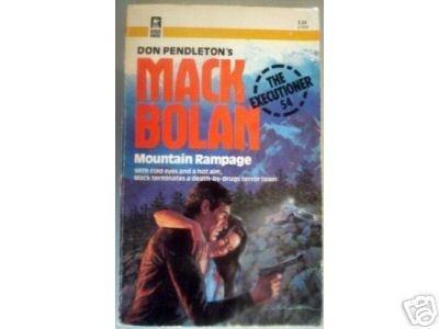 Executioner: Mountain Rampage #54 Don Pendleton (MMP G)