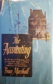 The Accounting by Bruce Marshall (HB First Ed G/G 1958)