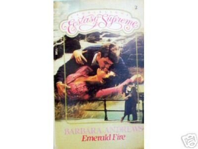 Emerald Fire by Barbara Andrews (MMP 1983 G)*