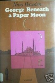 George Beneath a Paper Moon by Nina Bawden (HB 1974)*