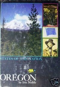 Oregon States of the Nation Iris Noble (HB 1966 G)*