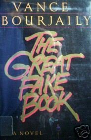The Great Fake Book Vance Bourjaily (HB First Ed 1986)