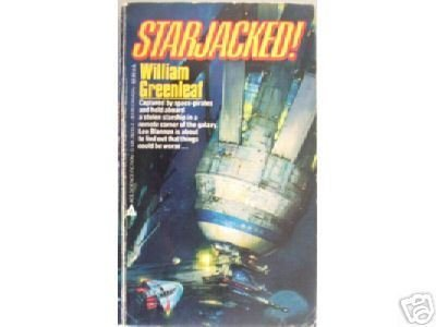 Starjacked! by William Greenleaf (MMP 1987 G) Free Ship