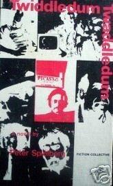 Twiddledum Twaddledum Peter Spielberg 1st Ed Hardcover