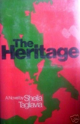 The Heritage by Sheila Tagliavia (HB First Ed G/G*