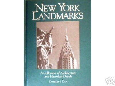 New York Landmarks by Charles Ziga (HB 1993 Fine)*