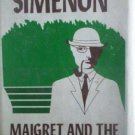 Maigret and the Man on the Bench Georges Simenon (HB L*