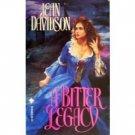 A Bitter Legacy by Jean Davidson (MMP 1993 G) Free Ship