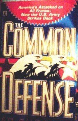 The Common Defense by Ed Ruggero (MMP 1992 G) Free Ship