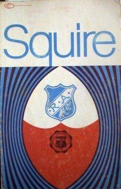 SQUIRE Manual for Royal Ambassadors (SC 1974 Fair)