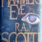 The Hammer's Eye R.A. Scotti (1988 1st Ed Hardcover G/G