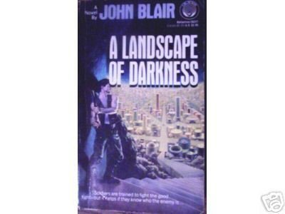A Landscape of Darkness by John Blair Free Shipping