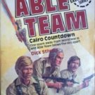 Able Team: Cairo Countdown # 5 Dick Stivers (MMP 1983 G
