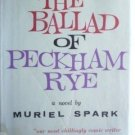 The Ballad of Peckham Rye Muriel Spark (HardCover G/G)