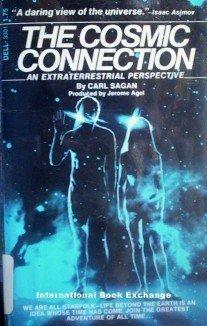Cosmic Connection by Carl Sagan (1975, Paperback Good)