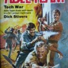 Able Team: Tech War # 18 Dick Stivers (1985 Paperback)