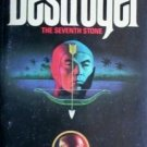 Destroyer: The Seventh Stone # 62 Warren Murphy (MMP G)