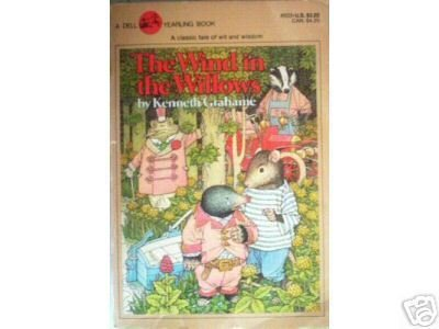 The Wind in the Willows by Kenneth Grahame (SC 1969 G)