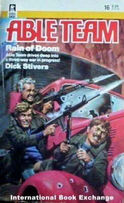 Able Team: Rain of Doom # 16 Dick Stivers (MMP 1985 G/G