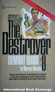 Destroyer: Summit Chase # 8 Warren Murphy (MMP 1979 G)