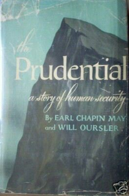 The Prudential Story of Human Security Earl May (HB 1s*