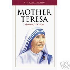 Mother Teresa Missionary of Charity by Sam Wellman (SC*