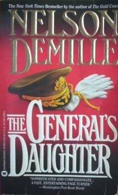 The General's Daughter Nelson Demille (MMP 1993 Good)