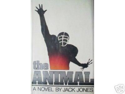 The Animal by Jack Jones (HB First Ed 1975 G/G) *