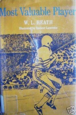 Most Valuable Player by W L Health (HB 1973 First Ed G)