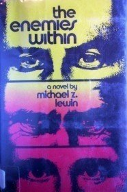 Enemies Within by Michael Z. Lewin (HB 1974 G/G) *