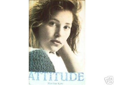 Attitude by Marilyn Kaye (HB 1990 VG)