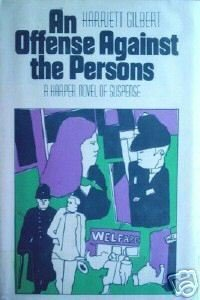 An Offense against the Persons by H. T. Wright (HB G/*