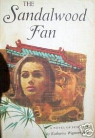 The Sandalwood Fan Katherine Eyre (HB First Ed 1968 G)*