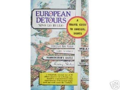 European Detours by Nino Lo Bello (HB 1981 G) *