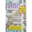 European Detours by Nino Lo Bello (HB 1981 G) *