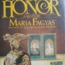 Court of Honor by M. Fagyas (HB First Ed 1978 G/G) *