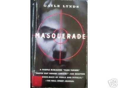 Masquerade by Gayle Lynds (HardCover 1996 Good/Good)