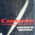 Comets by Patrick Moore (HardCover 1976 Good/Good)