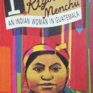 I, Rigoberta Menchu by Elisabeth Burgos-Debray 1984 SC
