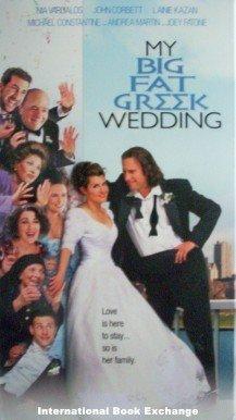 My Big Fat Greek Wedding - Nia Vardalos (VHS Good)