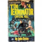 Terminator: Crystal Kill # 4 by John Quinn (MMP 1984 G)