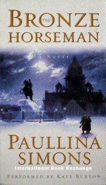 The Bronze Horseman by Paullina Simons (2001 Cassette)